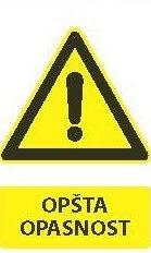 Znak opšte opasnosti