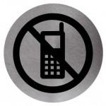 Znak Zabranjena Upotreba Mobilnih Telefona