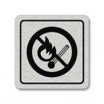 Zabranjeno korišćenje otvorenog plamena